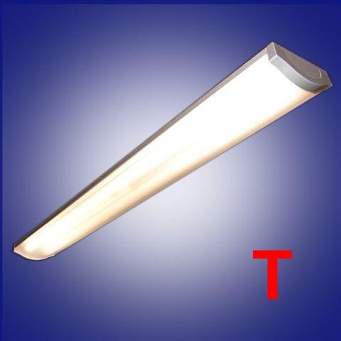 neonlampen energiespar buerolampen deckenleuchte osram 150cm